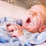 Trẻ sơ sinh ngủ ít vào ban ngày